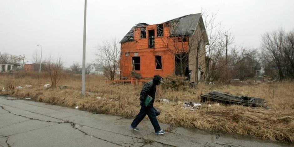 """Faillite de Detroit: """"Impossible pour une ville belge ..."""