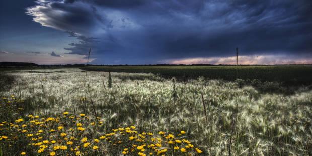 De nouveaux orages prévus ce soir - La Libre