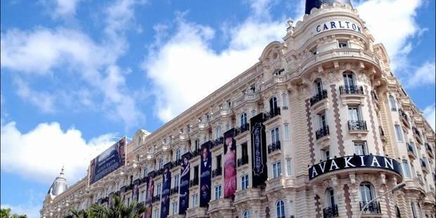 Important vol de bijoux en plein jour au Carlton de Cannes - La Libre