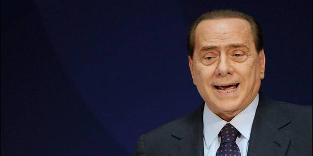 Silvio Berlusconi, caricature grotesque de l'Italie - La Libre