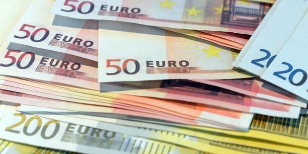 La taxe boursière rapporte 30% de plus au premier semestre - La Libre
