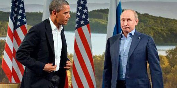 Pas de rencontre Poutine-Obama en marge du G20 à Saint-Pétersbourg - La Libre