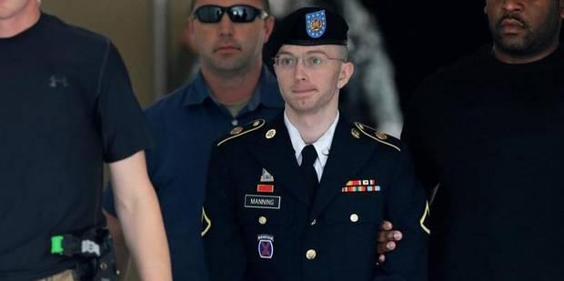 Bradley Manning, futur prix Nobel de la paix? - La Libre