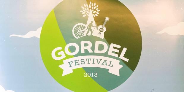 "Ne dites plus Gordel mais ""Gordel Festival"" - La Libre"