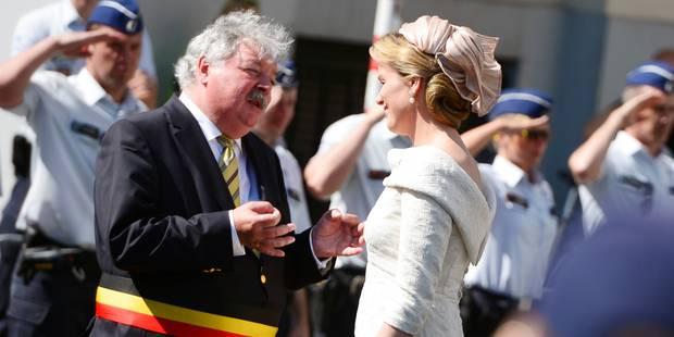 Le retrait anticipé de Thielemans à la Ville de Bruxelles se précise - La Libre