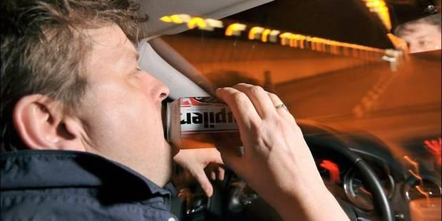 Le conducteur wallon boit trop - La Libre