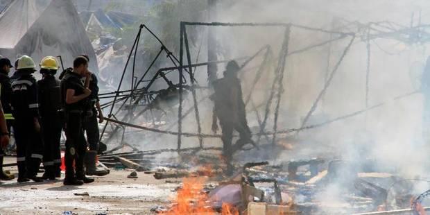 Le gouvernement égyptien rejette les critiques occidentales - La Libre