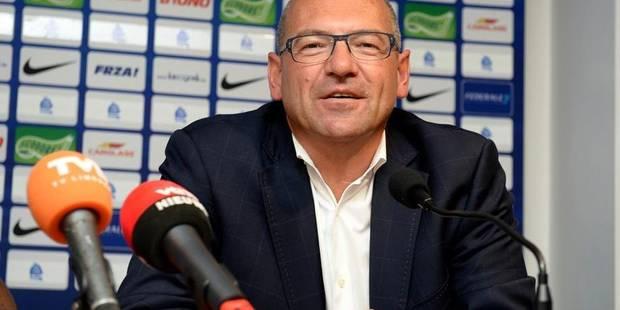 Le Racing Genk accuse l'Union belge d'amateurisme - La Libre