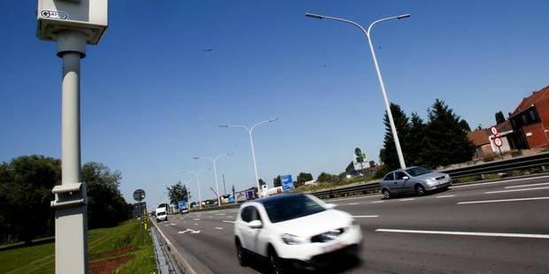 Toute l'Europe routière flashée cette semaine - La Libre