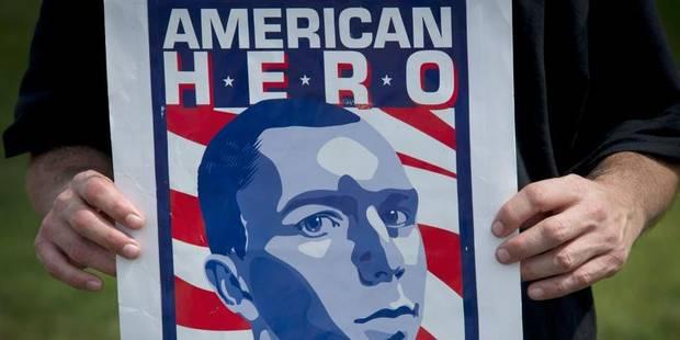 Bradley Manning écope de 35 ans de prison, sortira-t-il dans 9? - La Libre