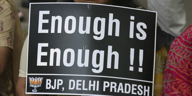Inde: un nouveau cas de viol collectif - La Libre