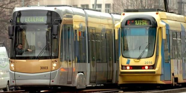 Mobilité à Bruxelles: une nouvelle ligne de tram dès samedi - La Libre