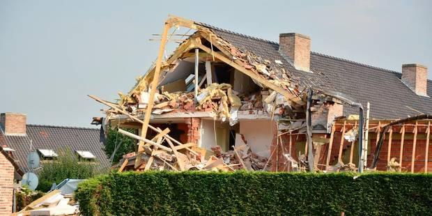 Explosion due au gaz à Roulers: Une habitation totalement détruite - La Libre