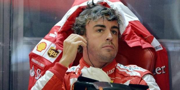 Fernando Alonso rachète l'équipe cycliste basque Euskaltel - La Libre