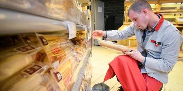 Un premier supermarché Delhaize situé à Marcinelle distribue ses invendus - La Libre