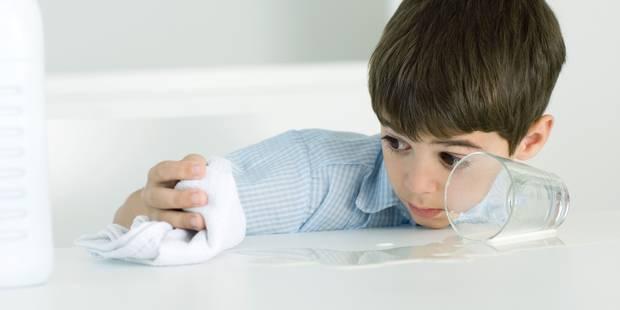 Neuf enfants sur dix ne boivent pas suffisamment d'eau - La Libre