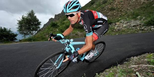 Maxime Monfort signe pour deux ans chez Lotto-Belisol - La Libre