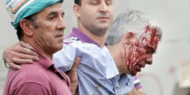 Accident de train en Espagne: l'appel poignant du conducteur - La Libre