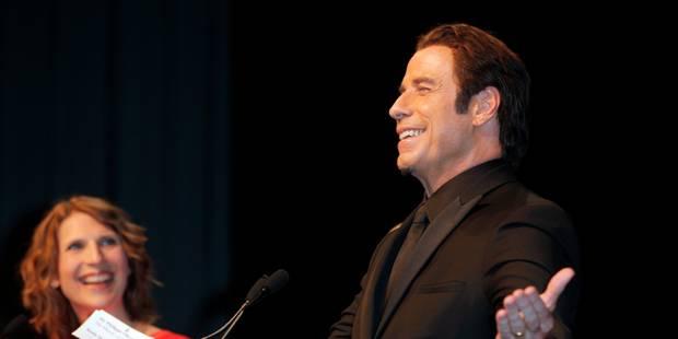 Deauville sous le charme de Travolta en attendant le palmarès - La Libre