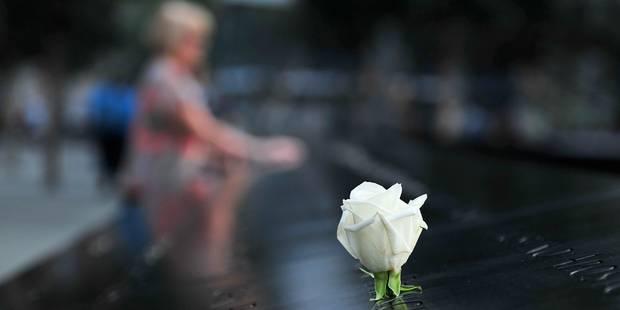 Les Etats-Unis commémorent les attentats du 11 Septembre - La Libre