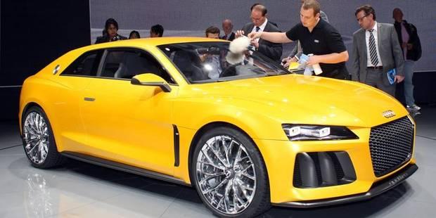 Normes de pollution: duel entre constructeurs automobiles latins et allemands - La Libre