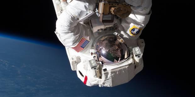 """Trois spationautes de l'ISS sont rentrés sur Terre """"à l'aveuglette"""" - La Libre"""