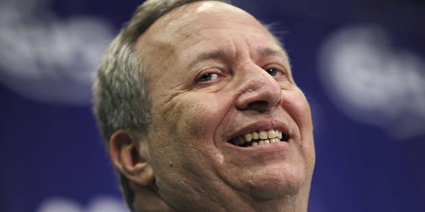 USA: Summers renonce à diriger la Réserve fédérale - La Libre