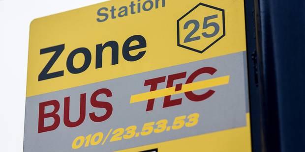 TEC et SNCB proposent des tarifs spéciaux pour la Semaine de la Mobilité - La Libre