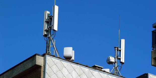 Une taxe communale sur les antennes GSM jugée illégale - La Libre