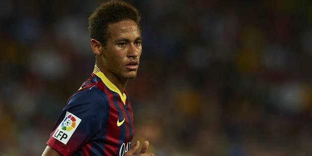 Les grands débuts de Neymar - La Libre