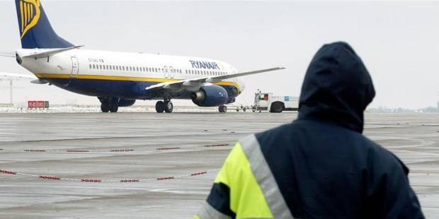 Un vol Ryanair atterrit d'urgence pour cause de chahut à bord - La Libre