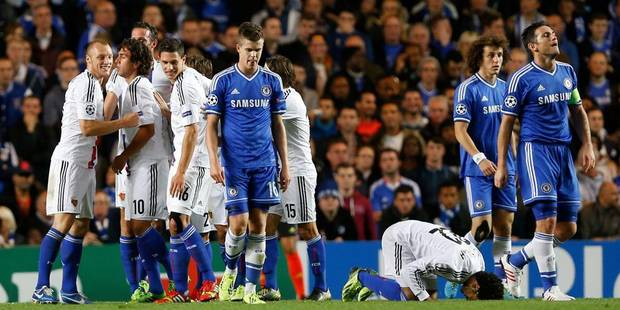Champion's League: soirée cauchemardesque pour Chelsea et Hazard - La Libre