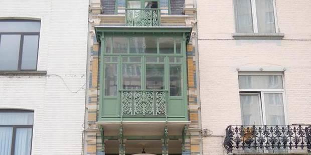 Qu'y a-t-il derrière les façades Art nouveau ? - La Libre