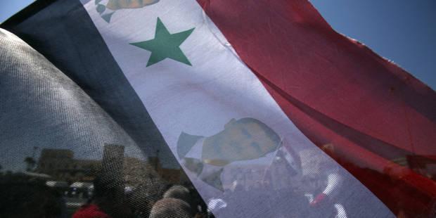 Le régime syrien va-t-il demander un cessez-le-feu? - La Libre