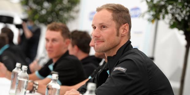 Tom Boonen a resigné pour 2 ans chez Omega Pharma-Quick.Step - La Libre