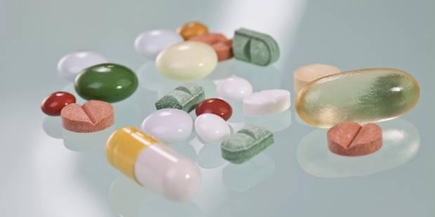 500 tonnes de médicaments gaspillés - La Libre