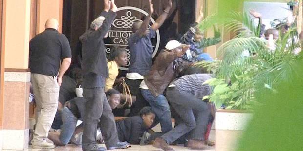 Nairobi: les forces spéciales israéliennes pénètrent dans le centre commercial assiégé - La Libre
