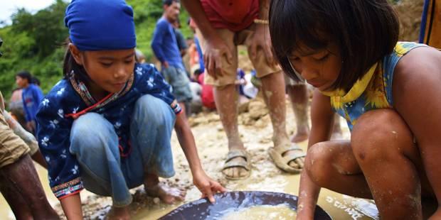 Encore 168 millions d'enfants travaillent dans le monde - La Libre