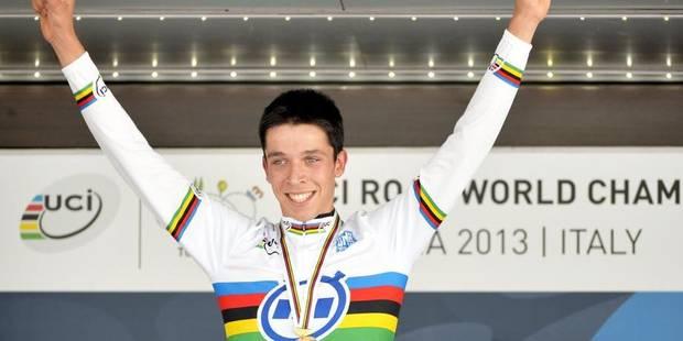 Le cyclisme belge tient-il sa future pépite? - La Libre