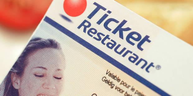 Suppression des chèques-repas: un surcoût de deux milliards d'euros pour l'Etat - La Libre
