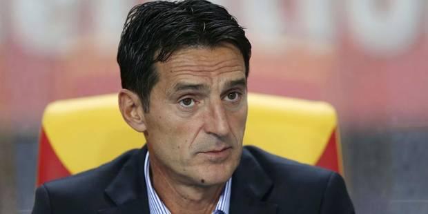 Mons tient son nouveau coach - La Libre