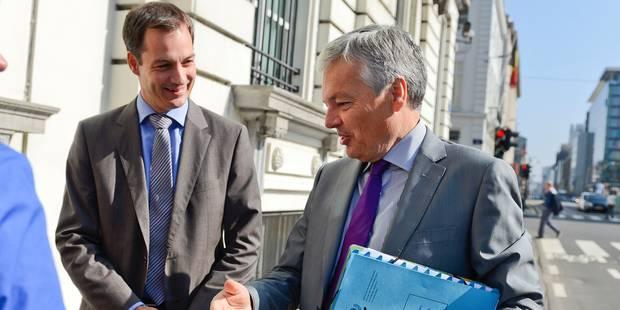 Syrie: Reynders salue la résolution de l'ONU - La Libre