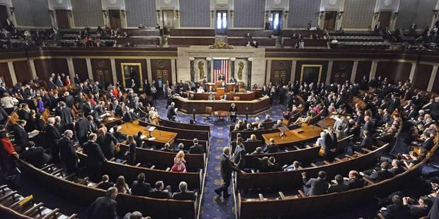 Ultime journée à Washington pour éviter la paralysie gouvernementale - La Libre