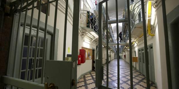 Le tableau très noir du système carcéral belge - La Libre