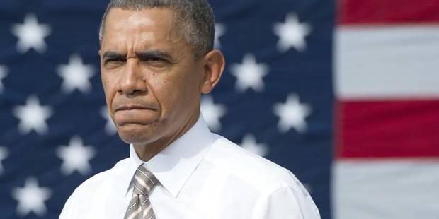 """""""Ce n'est pas un jeu!"""": la petite pique d'un républicain à Obama - La Libre"""