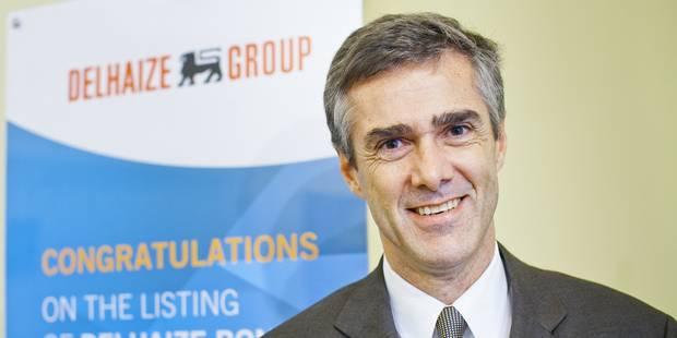 Stéfan Descheemaeker, CEO de Delhaize Europe, démissionne - La Libre