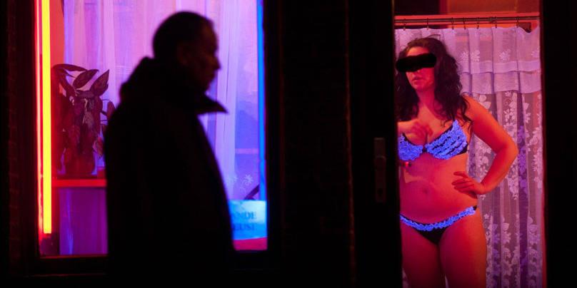 belgique prostituée maison close bordel