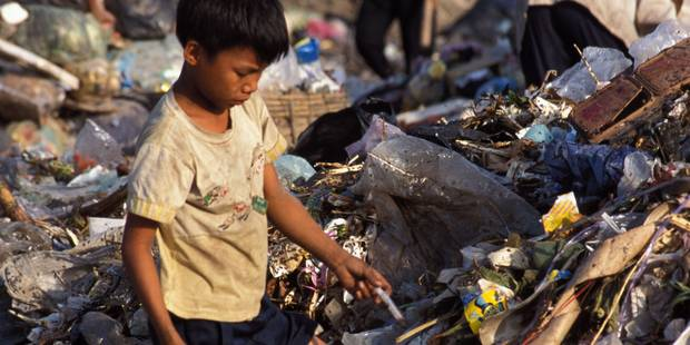 Les pires formes du travail des enfants ne seront pas éradiquées en 2016 - La Libre