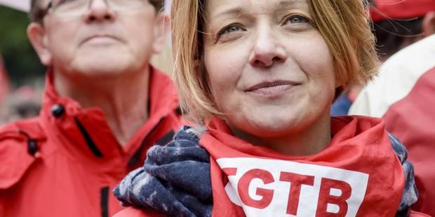 La FGTB liégeoise dénonce le dumping social - La Libre