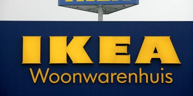 Le chiffre d'affaires annuel d'Ikea a progressé de 3 pc - La Libre